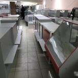 Для торговли витрины и прилавки б/у и новые, Красноярск
