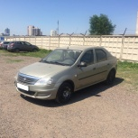 Авто в аренду renault logan с правом выкупа, Красноярск