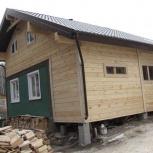 Бригада плотников ищет объемы на строительство, Красноярск