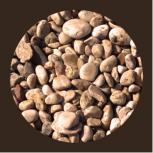 Песок щебень гравий скальник- все инертные материалы, Красноярск