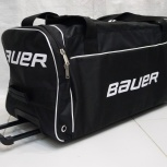 Bauer спортивная сумка хоккейный баул на колесах. доставка, Красноярск