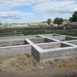 Строительство фундаментов, Красноярск