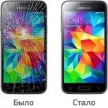 Переклейка стекол Samsung Iphone ZTE Philips, Красноярск