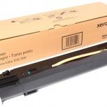 Тонер Xerox Color C60 C70 черный (006R01655), Красноярск