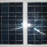 Две солнечных панели по 36 ватт, Красноярск
