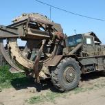 Прокладываем траншеи от 1 км траншеекопателем ТМК-2, Красноярск