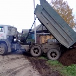 Самосвалы. Доставка сыпучих грузов, Красноярск