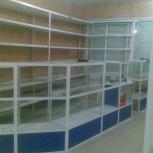 Торговая мебель: витрины, прилавки, стеллажи, Красноярск