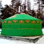 Юрта Зимняя, жилье под ключ, Красноярск