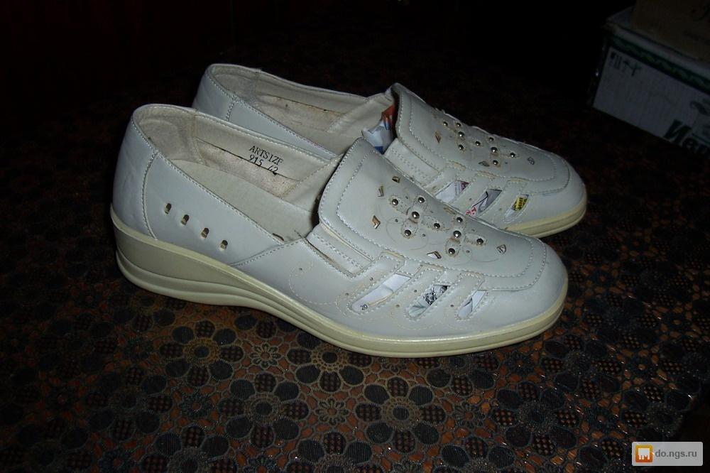 Женские летние туфли на танкетке фото, Цена - 300.00 руб ... d4f51e0f04d