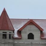 Строительство коттеджей и домов по индивидуальным проектам, Красноярск