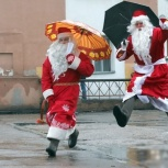 Новогодние костюмы Деда Мороза и Снегурочки, Красноярск
