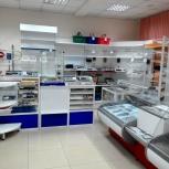 Вашему вниманию торговые витрины, прилавки, стеллажи, Красноярск