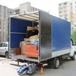 Меж город Газель до 2х тонн и объемом до 13 м3  Красноярск - Енисейск, Красноярск