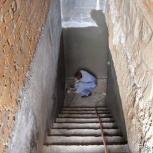 Погреб монолитный бетонный. Монтаж конструкции, Красноярск