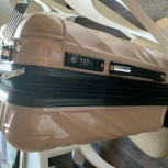 Стильный брендовый чемодан I Praves с кодовым замком, Красноярск
