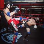 СК Гаруда тайский бокс, Красноярск