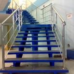 Лестницы, Красноярск