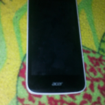 Смартфон Acer Liquid Z330 чёрный и белый стильные, Красноярск
