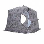 Палатка куб 2,5х2,5х2,3, зимний лес, Красноярск