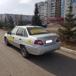 Аренда авто с обклейкой в такси, Красноярск