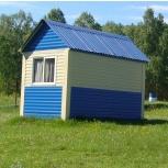 щитовые домики для сада, дачи, отдыха, Красноярск