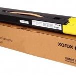 Тонер Xerox Color C60 C70 желтый (006R01658), Красноярск