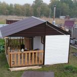 Баня с террасой, Красноярск