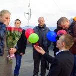 Предложение руки и сердца, Красноярск