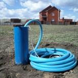 Бурение скважин на воду. Водопровод. Канализация, Красноярск