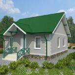 Строительство домов из теплоблоков, Красноярск