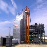 Зерносушилка шахтная, Красноярск