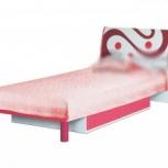 Кровать для детской с ящиками №9, Красноярск