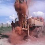 Бурение скважин на воду, инженерные изыскания.Договор, гарантия, Красноярск