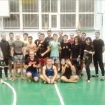 Тренировки тайский бокс, Красноярск