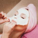 Альгинатная маска с ампулой чудесное омоложение кожи лица скидка 50, Красноярск