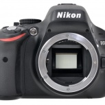 Зеркальный фотоаппарат Nikon d5100, Красноярск