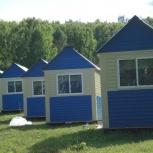 Щитовые дома, Красноярск