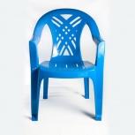 Кресло-стул пластиковый, Красноярск
