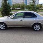 Аренда Nissan Bluebird, Красноярск