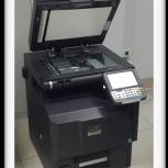 Цветное мфу Kyocera taskalfa 3050ci, принтер сканер копир факс, код006, Красноярск