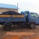 Улуги грузовика 3-5т борт, самосвал, доставка щебня,гравия,песка,ПГС, Красноярск