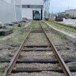 Ремонт железнодорожных тупиков, Красноярск