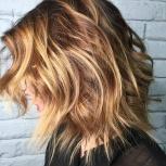 Стильная стрижка волос, Красноярск