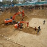 Разработка котлована, снос зданий, вывоз грунта. Демонтажные работы, Красноярск
