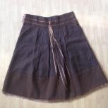 школьная юбка шерстяная  новая размер 42, Красноярск