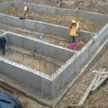 Фундамент монолитный, бетонный от производителя., Красноярск
