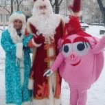 организация праздника во дворе для УК, ТСЖ Красноярск, Красноярск