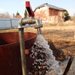 Водоснабжение от скважины частного дома с насосной станцией, Красноярск