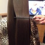 Акция кератиновое выпремление волос, Красноярск